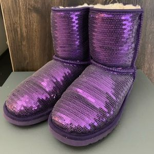 Purple Women's Uggs